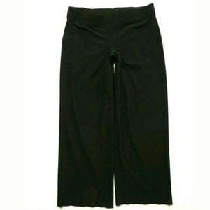 Eileen Fisher Wide leg Pull on elastic waist